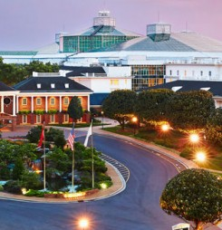 Book Your Room at the Opryland Hotel